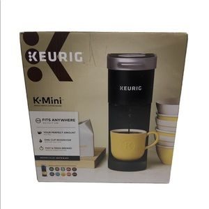 Keurig K-Mini Single Serve Coffee Maker Black